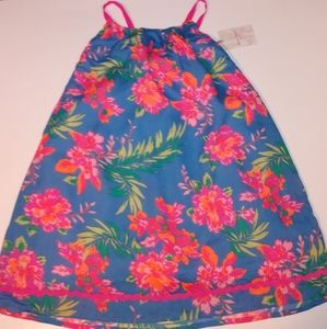 Tommy Bahama Floral Bow Dress